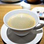 Aoyama Bouchon Amuser - コーヒー