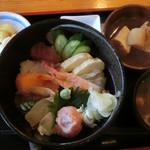 61074290 - 海鮮丼