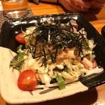 串焼き 猿 - 白菜のシーザーサラダ♪