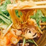 ごまめ家 - 細麺♬