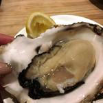 なきざかな - 生牡蠣