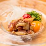 焼鳥 よつ葉 - 赤鶏ゆっけ