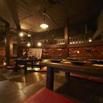 ビストロゴキゲン鳥 - 半個室のロフト席6名から貸切可能