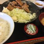 定食 稲 -