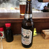 きくや - ドリンク写真:2017年01月10日  瓶ビール(アサヒスーパードライ)