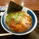 61080994 - 道神ラーメン(醤油味)820円税込
