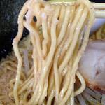 油そば専門店 アジア軒 - 料理写真:「中華麺(大)」750円(麺)