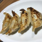 元祖博多中州屋台ラーメン 一竜 - セット餃子