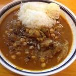 ブラザー - チキンカレー+豆