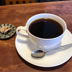 自家焙煎珈琲 あぶさんと - ストロングコーヒー