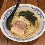 麺や 稀 - 料理写真:煮干しらーめん¥750