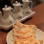鴻 - 焼き餃子