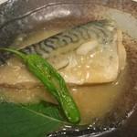 マリモ - さば味噌煮
