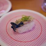 かっぱ寿司 - 蒸しカキ~ガーリックバターソース炙り~☆