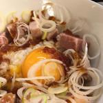 麺や 鳥の鶏次 -