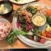 カフェレストニコ - 料理写真:野菜プレート 1,000円