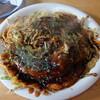 お好み焼き 勝平 - 料理写真:お好み焼き 豚玉