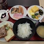 HOTEL AZ 山口徳山店 - 朝食バイキング
