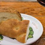 リカータ - 胡麻パンとフォカッチャ