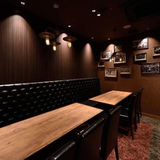 当店唯一の完全個室【VIP】ルーム