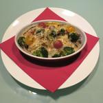 ギブリ - 温野菜のオーヴン焼き