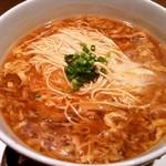 61093970 - 「酸辣湯麺」