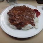 洋食 キラク - ハヤシライス