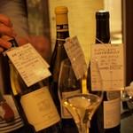 LOVAT - グラスワインも豊富