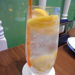 asian bistro PalaPa - 贅沢生レモンサワー