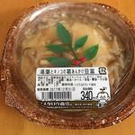 マメタロウ商店 - 料理写真:湯葉ときのこの葛あんかけ豆腐