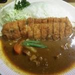 アサノ - リッチなカツカレー(1,450円)