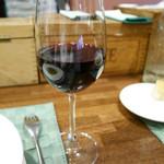 ラ タベルネッタ アッラ チヴィテッリーナ - 2016/11/13  赤グラス