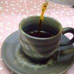 ハルノ珈琲 - 料理写真:ハルノ珈琲:本日のコーヒー他、ストレート(約20種)・ブレンド(5~)あります