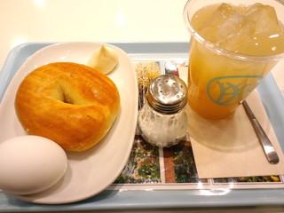 ノードカフェ - ドリンクモーニング¥300