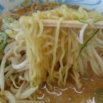 バルーン - 担々麺の麺