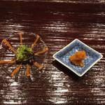米増 - 酒のアテ^_−☆       ふきのとう味噌、自家製カラスミ