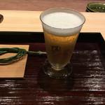米増 - 一口ビール、バカラアンティーク、我が家と同じのんや❣️お気に入りグラス