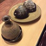 米増 - 赤貝