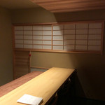 米増 - 木島徹さんの設計〜❣️檜の長〜いテーブル