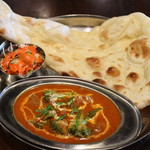 インド料理インディゴ - Aセット