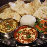 インド料理インディゴ - Cセット