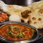 インド料理インディゴ - Bセット