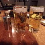 我熱 - ビール