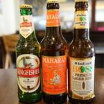 インド料理インディゴ - ビール