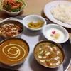 ニュークリスティーナ - 料理写真:ネパールダルバートセット