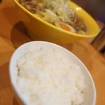 麺屋 すずらん - メシ