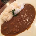 Niku Jyu-Hachi - 牛スネ煮込みカレー