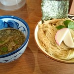 niboshichuukasobasuzuran - 限定30食 烏賊煮干しつけそば