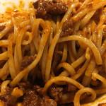 東京MEAT酒場 - ミートソースは肉少なめ