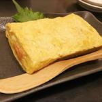 61109909 - 明太子ととろ〜りチーズの玉子焼き
